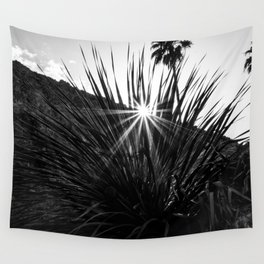 Yucca Burst Wall Tapestry