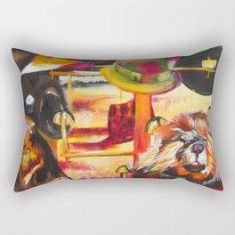 HATTRACK Rectangular Pillow