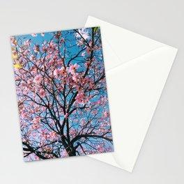 spring nuances Stationery Cards