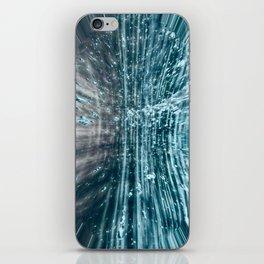 Bubbling Bubble iPhone Skin
