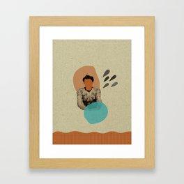 Everywoman Framed Art Print