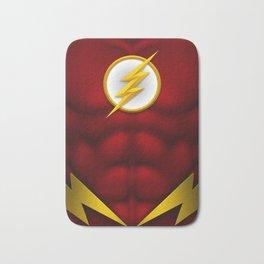 Flash: Superhero Art Bath Mat
