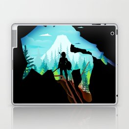The Wild Hero Laptop & iPad Skin