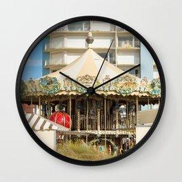 Carrousel Wall Clock