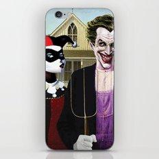 Why So American Gothic? iPhone Skin