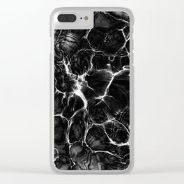 Undefined Abstract #6 #decor #art #society6 Clear iPhone Case