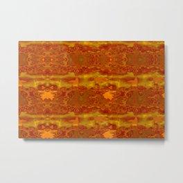 Autumn's gold ... Metal Print