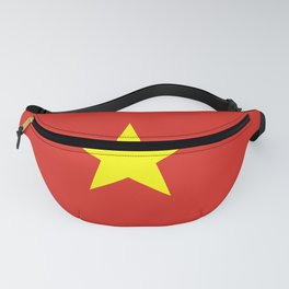 Vietnam Flag Fanny Pack