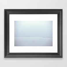 AT DUSK II Framed Art Print