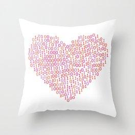 Computer Geek shirts Throw Pillow