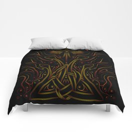 Fire from within Comforters