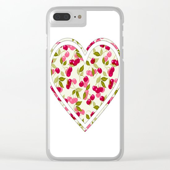Summer Of Love . Clear iPhone Case