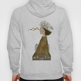 Distance (And then there was none) Hoody