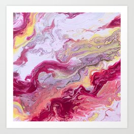 rachel. Art Print