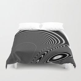 Fractal Op Art 6 Duvet Cover