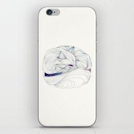 vulpecula iPhone Skin