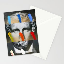 Composition On Panel 17 Stationery Cards
