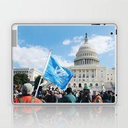 Deaf Grassroots Movement Laptop & iPad Skin
