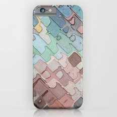 Colorful Layers Pattern Slim Case iPhone 6s