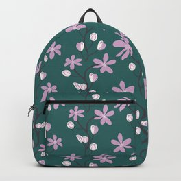 Floral Melody Backpack