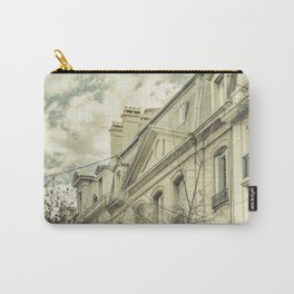 Neoclassical Style Buildings in Buenos Aires, Argentina Carry-All Pouch