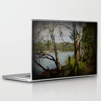 murray Laptop & iPad Skins featuring The Mighty Murray River by Chris' Landscape Images & Designs