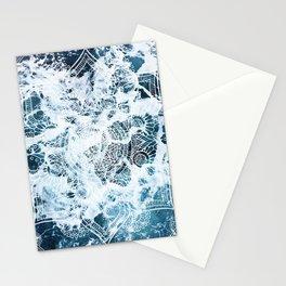 Ocean Mandala - My Wild Heart Stationery Cards