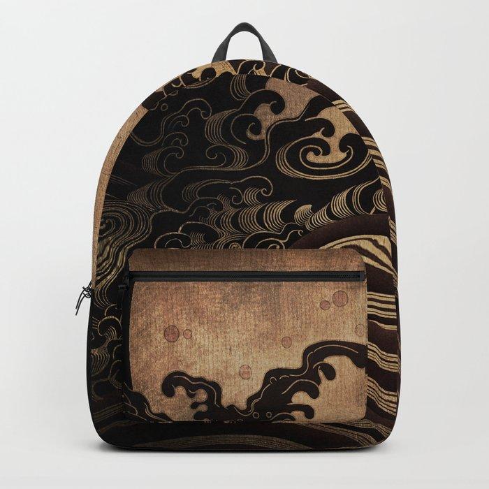 Japanese cat-83 Backpack