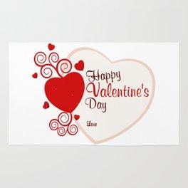 Day Valentine Rug