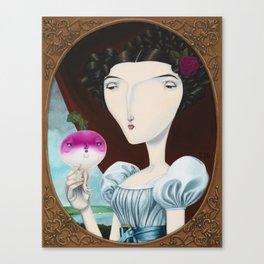 Lady Mary Turnipton Canvas Print