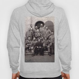 Polygamists in Prison Hoody