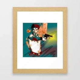 Hollywood Icons - Mr DeNiro Framed Art Print