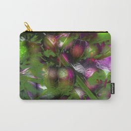 Purple Passion Infusion Carry-All Pouch