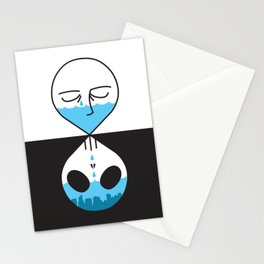 Dead Cover Stationery Cards