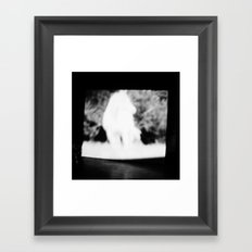 Hourse Framed Art Print