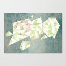 Geometry Canvas Print