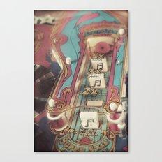 Super Star Canvas Print
