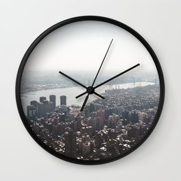 East River Wall Clock