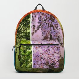 Four Seasons One Picture Backpack