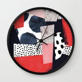 Mind The Dots! Wall Clock