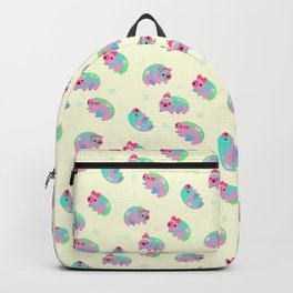 Water Bear(Tardigrades) Backpack