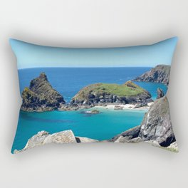 Kynance Cove Rectangular Pillow