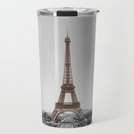 Tower Eiffel painted in expresso tint Travel Mug