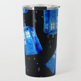 Something Blue Travel Mug