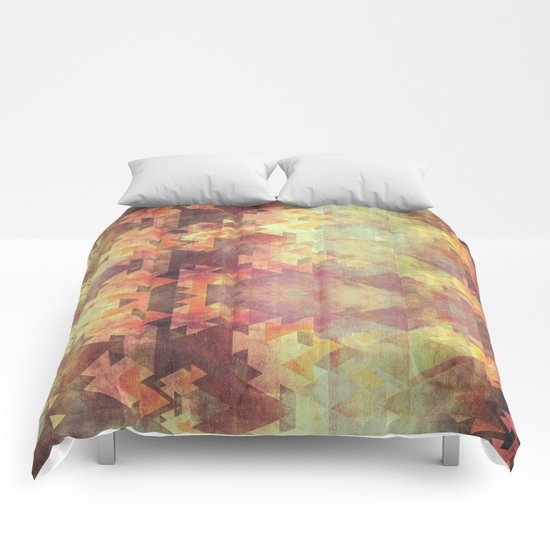 Rearrange the sky Comforters