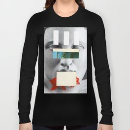 Untitled Composition 750 Long Sleeve T-shirt