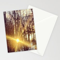 Magic still happens in this world Stationery Cards