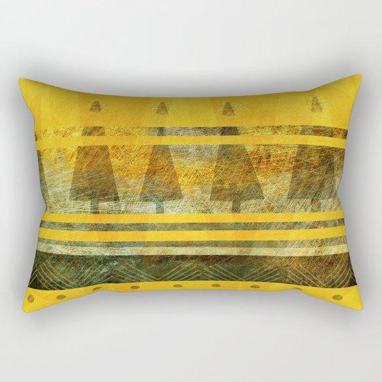 Native Rectangular Pillow