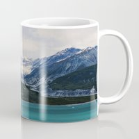 alaska Mugs featuring Alaska Wilderness by Leah Flores
