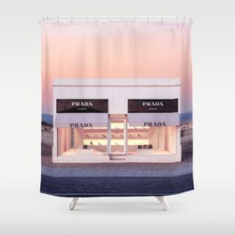 Marfa Shower Curtain